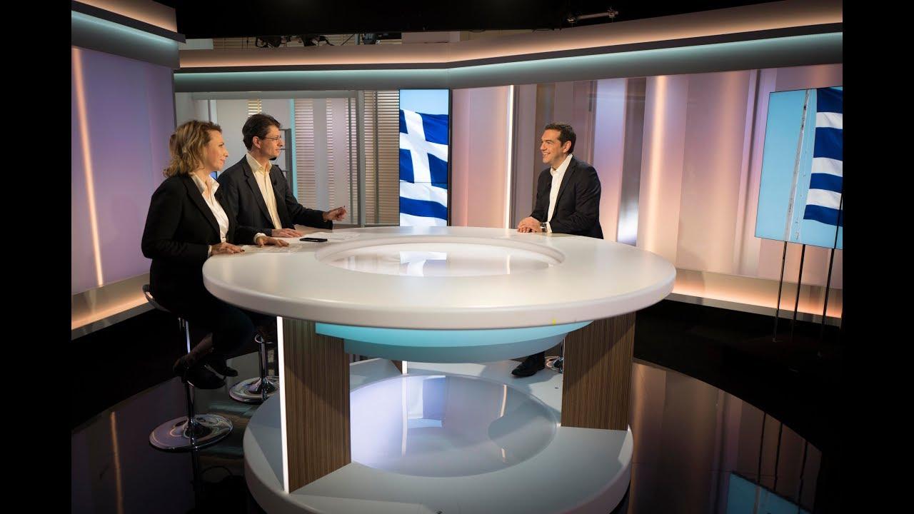 Συνέντευξη στον ιστότοπο της γαλλικής εφημερίδας «LE FIGARO» και την εκπομπή «FIGARO LIVE»
