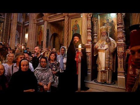 Εκατομμύρια Ορθόδοξοι του πλανήτη γιόρτασαν το Πάσχα