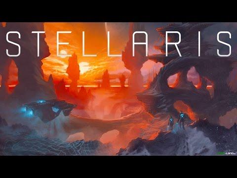 Stellaris - Древние верфи. Геймплей глобальной стратегии Stellaris.