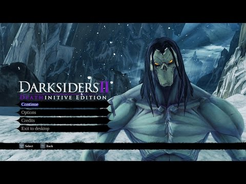 Darksiders 2 Deathinitive Edition - Day 02