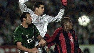 No Palestra Itália, Vitória esmaga os palmeirenses com Nádson em dia inspirado. O Leão goleou a equipe paulista com gols...