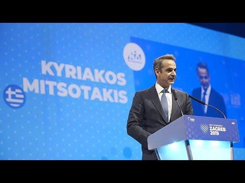 Κ.Μητσοτάκης: «Η Ευρώπη δεν μπορεί να υποκρίνεται άλλο»…
