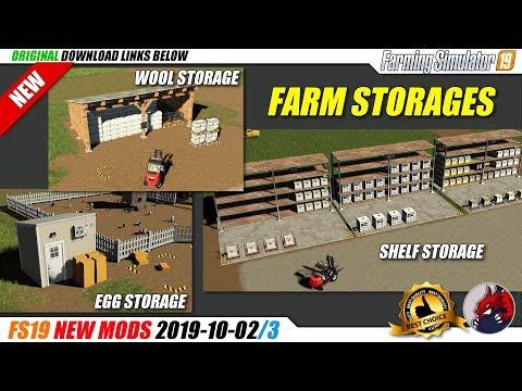 Wool Storage v1.0.1.0