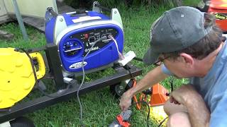 3. Yamaha Generator Full Load Test