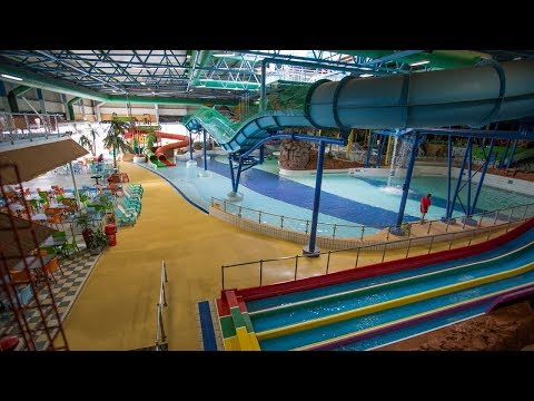 Water World Stoke 2019 | Mini Vlog & On-Ride POVs!