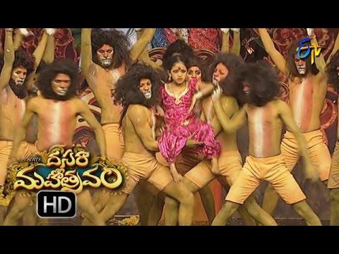 Jiah Performance | Dasara Mahoswavam  | 11th October 2016 | ETV  Telugu