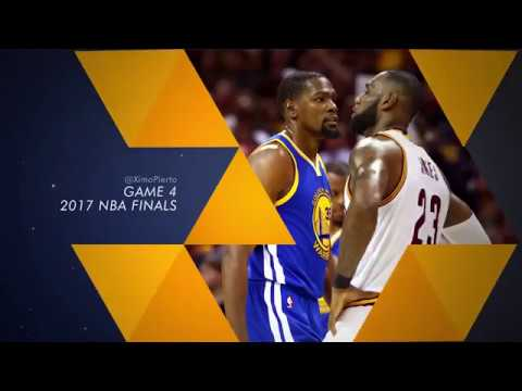 Golden State Warriors vs Cleveland Cavaliers Game 4 Full Game Highlights 2017 NBA Finals