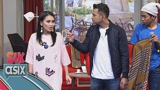 Video Awalnya Ayu Ting Ting Berani, Tapi Tiba Tiba Teriak Histeris - Sik Asix (18/11) MP3, 3GP, MP4, WEBM, AVI, FLV November 2017
