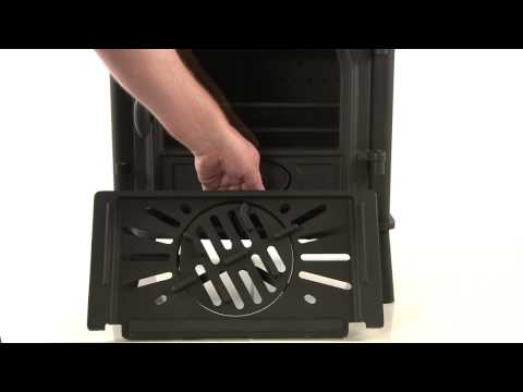 How to light your solid fuel stove