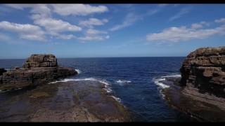 Eaglehawk Neck Australia  city photo : DJI Phantom 4 Drone Flight around Eaglehawk Neck, Tasmania, Australia