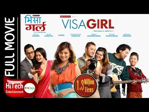 VISA GIRL || Nepali Full Movie