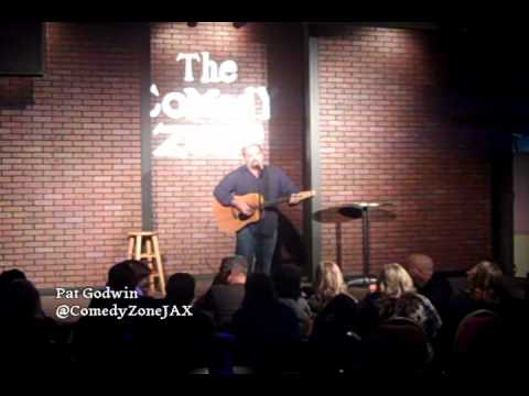 Pat Godwin - Gangsta Folk - Comedy Zone JAX