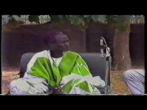 Shata, Dr. Alhaji Mamman, a cikin wakar Malam Babba na Kofar Gabas.