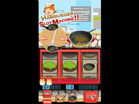 Video of Hamburger Slotmachine Free