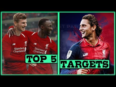 Top 5 Players LIVERPOOL Could SIgn In January 2019 | Liverpool TRANSFER News Ft. Werner & Rabiot