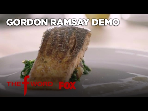 Gordon Ramsay's Flavorful Salmon And Sides: Extended Version   Season 1 Ep. 1   THE F WORD