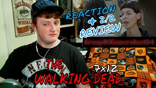 "The Walking Dead Season 7 Episode 12 ""Say Yes"" Reaction The Walking Dead Season 7 Episode 12 ""Say Yes"" REACTION The Walking Dead Season 7 Episode 12 ""Say Yes"" Review The Walking Dead S7E12 ""Say Yes"" Reaction The Walking Dead S7 Ep12 ""Say Yes"" REVIEW What's going on everyone! Jack, from GroupOfGamersInc194 here with PART 2 of the reaction for The Walking Dead Season 7 Episode 12 ""Say Yes"" and a review plus some predictions afterwards. I wanted to apologize for the huge gap in my uploads, I became extremely busy while away at College, and was struggling to manage my time so I had to put YouTube on the back burner for a bit. I still recorded all of them but in going to review them to edit and upload recently, I noticed that most of them had a lot of problems. The one for 7x5 Go Getters was missing the audio completely unfortunately, and I was at home in my TV room with my family using a rented filming camera from my University so it would've been great had I had the audio! Also, for Christmas I was gifted a second monitor from my amazing Parents, and this has aided me in so many ways for College, Design and Production. ►Social MediaTwitter: https://twitter.com/GroupOfGamersPatreon: https://www.patreon.com/GroupOfGamersInc194Instagram: https://www.instagram.com/horanj19/Twitch: http://www.twitch.tv/groupofgamersinc194Snapchat: gogi194Google+: https://plus.google.com/u/0/+GroupOfGamersInc194Facebook: https://www.facebook.com/GroupOfGamersInc194/""Copyright Disclaimer Under Section 107 of the Copyright Act 1976, allowance is made for ""fair use"" for purposes such as criticism, comment, news reporting, teaching, scholarship, and research. Fair use is a use permitted by copyright statute that might otherwise be infringing. Non-profit, educational or personal use tips the balance in favor of fair use."""