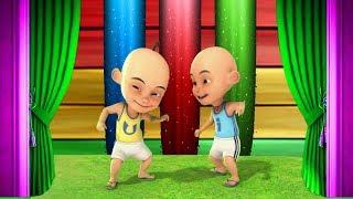 Upin Ipin Bernyanyi Despacito Luis Fonsi Reggae Ska Remix Dj Suara Emas Bagus Banget