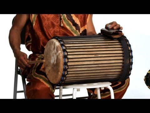 What Is a Dundun? | African Drums