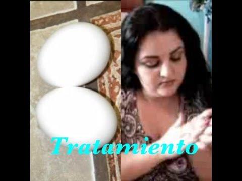 Tratamiento De Cabello Con Huevo
