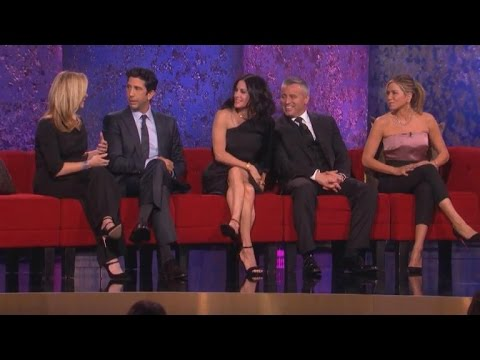 Watch the First Footage From the 'Friends' Cast Reunion!