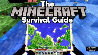 Finding Buried Treasure! • The Minecraft Survival Guide (1.13 Lets Play / Tutorial) [Part 13]