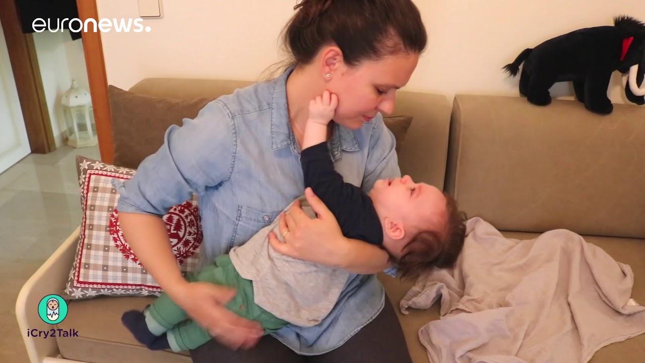 Ελληνική εφαρμογή μεταφράζει κλάμα μωρών