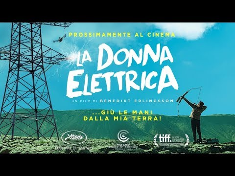 Preview Trailer La donna elettrica, trailer ufficiale italiano