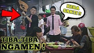 Video KOKO-KOKO NGAMEN KERA SAKTI, TELOR DADAR, DLL WKWKW- PRANK INDONESIA MP3, 3GP, MP4, WEBM, AVI, FLV September 2018