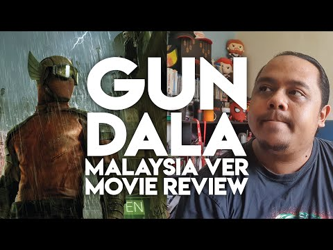 Gundala Malaysia Version Movie Review [NON-SPOILER]