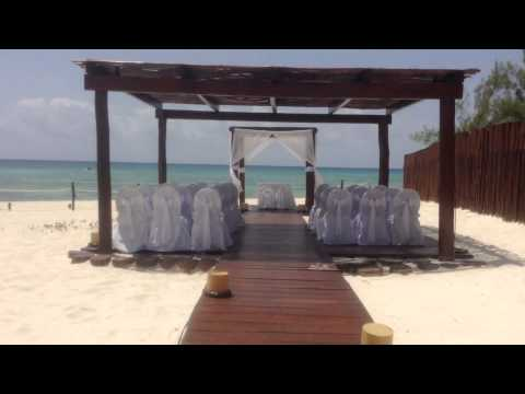 Grand Riviera Princess Wedding Option - July 2013