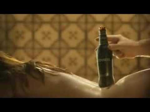 Sexy Guinness Ad