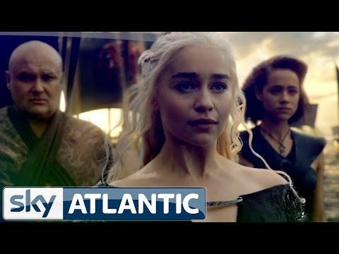 Sky Commercial for Sky Atlantic (2017) (Television Commercial)