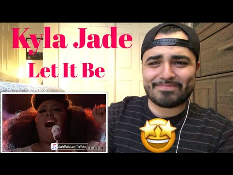 Video Reaction to Kyla Jade Let it Be download in MP3, 3GP, MP4, WEBM, AVI, FLV January 2017