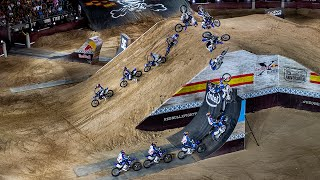 FMX Action from the Bull Ring   Red Bull X-Fighters 2016 by Red Bull