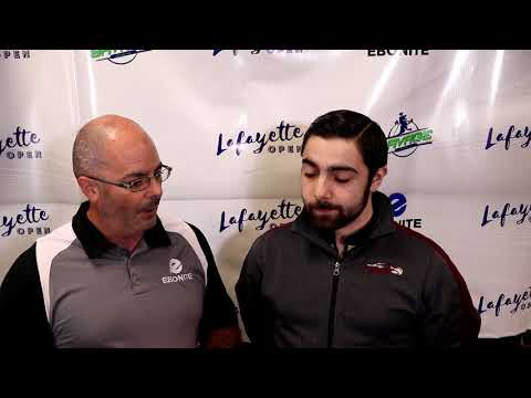 Boilermaker Classic Interview with Michael Martell from Robert Morris