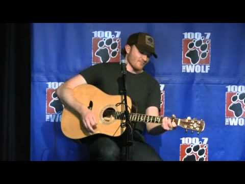 Eric Paslay – 6  – If the Fish Don't Bite @ the Wolf's Acoustic Doghouse