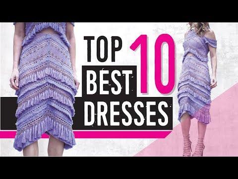 Beard styles - My Top 10 Favorite Spring Summer Dresses 2018