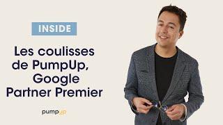 Video : PumpUp, notre agence Google Partner Premier présente pour les Digital Days Google