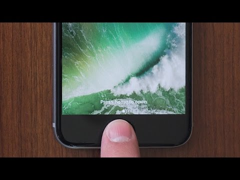 How to Change the iOS 10 Setting That Requires Users to Click the Home Button to Unlock