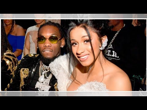 Cardi B Welcomes Her First Baby With Offset