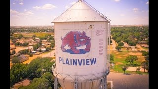 Plainview (TX) United States  city pictures gallery : Plainview TX Bulldog Water Tower 12th and Smyth