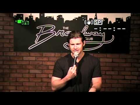 scopo - Chris Scopo at Broadway Comedy Club 9/29.