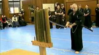 Six In A Row Sword Cutting, Damn!