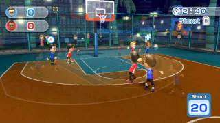 CHAMPION MATCH!! Game Type: Basketball Game Mode: 3-on-3 Here I face Tommy, the champion of the Basketball courts on ...