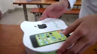Đập Hộp Iphone 7...sinh Viên 13DH ĐH Kiến Trúc Đà Nẵng :3
