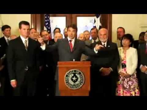 Texas Declares Sovereignty! Low