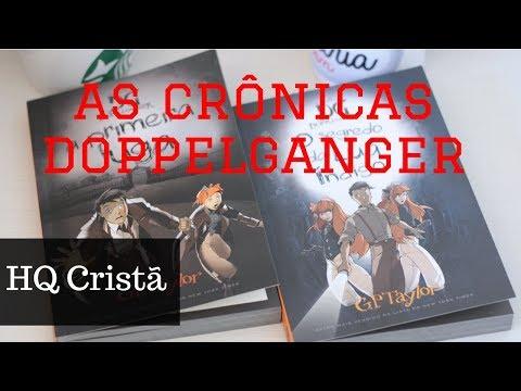 Resenha: As Crônicas Doppelganger - HQ Cristã