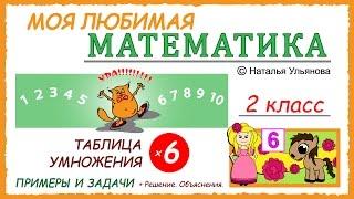 Математика 2 класс. Учим таблицу умножения на 5. Графические методы умножения. Решаем примеры и задачи (умножение на 6). Решение и объяснения. Научиться умножать легко!● УМНОЖЕНИЕ. Умножение на 0, на 1, на 10. Примеры и задачи. – см. видеоурок:https://youtu.be/Kf3Ik2_9XHs● Таблица умножения на 2. Примеры и задачи. – см. видеоурок:https://youtu.be/a91w5Outg7M● Таблица умножения на 3. Примеры и задачи. – см. видеоурок:https://youtu.be/fF__PHUXCYI● Таблица умножения на 4. Примеры и задачи. – см. видеоурок:https://youtu.be/_9fCAFwjnQI● Таблица умножения на 5. Примеры и задачи. – см. видеоурок:https://youtu.be/NOvwaRK--R4● Сложение и вычитание двузначных чисел с переходом через разряд способом +/-  одного и того же числа. – см. видеоурок:https://youtu.be/vDjaecOheiU● ТЕСТ на логику, пространственное мышление, № 5 (кубики, вырезать фигуру и др.). –  см.:https://youtu.be/_5xuRAvt-34►ПЛЕЙЛИСТ «ЛОГИКА. Развивающие задания» – см.:https://www.youtube.com/watch?v=VCe2rw4TMmI&list=PL2ANTahdaGXfbRYRmwctqxgtFzz9z3ozX►ПЛЕЙЛИСТ «ТЕСТЫ на логику. Задачи на логику, пространственное мышление» – см.:https://www.youtube.com/watch?v=l5jTYEhTmVw&list=PL2ANTahdaGXcVzJsWneHrtibqQiMx0L1t►ПЛЕЙЛИСТ  «Моя любимая МАТЕМАТИКА. 1 класс» – см.:https://www.youtube.com/watch?v=XG9DIfL9Kig&list=PL2ANTahdaGXfqOLQryX3XbXIZ30oPECqB►ПЛЕЙЛИСТ  «Моя любимая МАТЕМАТИКА. 2 класс» – см.:https://www.youtube.com/watch?v=Wf2I_OKaNWo&list=PL2ANTahdaGXeDWSHSNjWGyMkYZocPCM1BДанный обучающий видеокурс формирует знания по математике у детей, развивает ассоциативно-образное мышление и логику.Учитесь с радостью!===Вы можете поддержать канал!R593920281833Z153914682392WebMoney