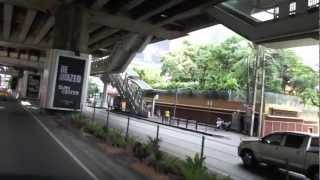 バンコク市内観光スクンビット通り
